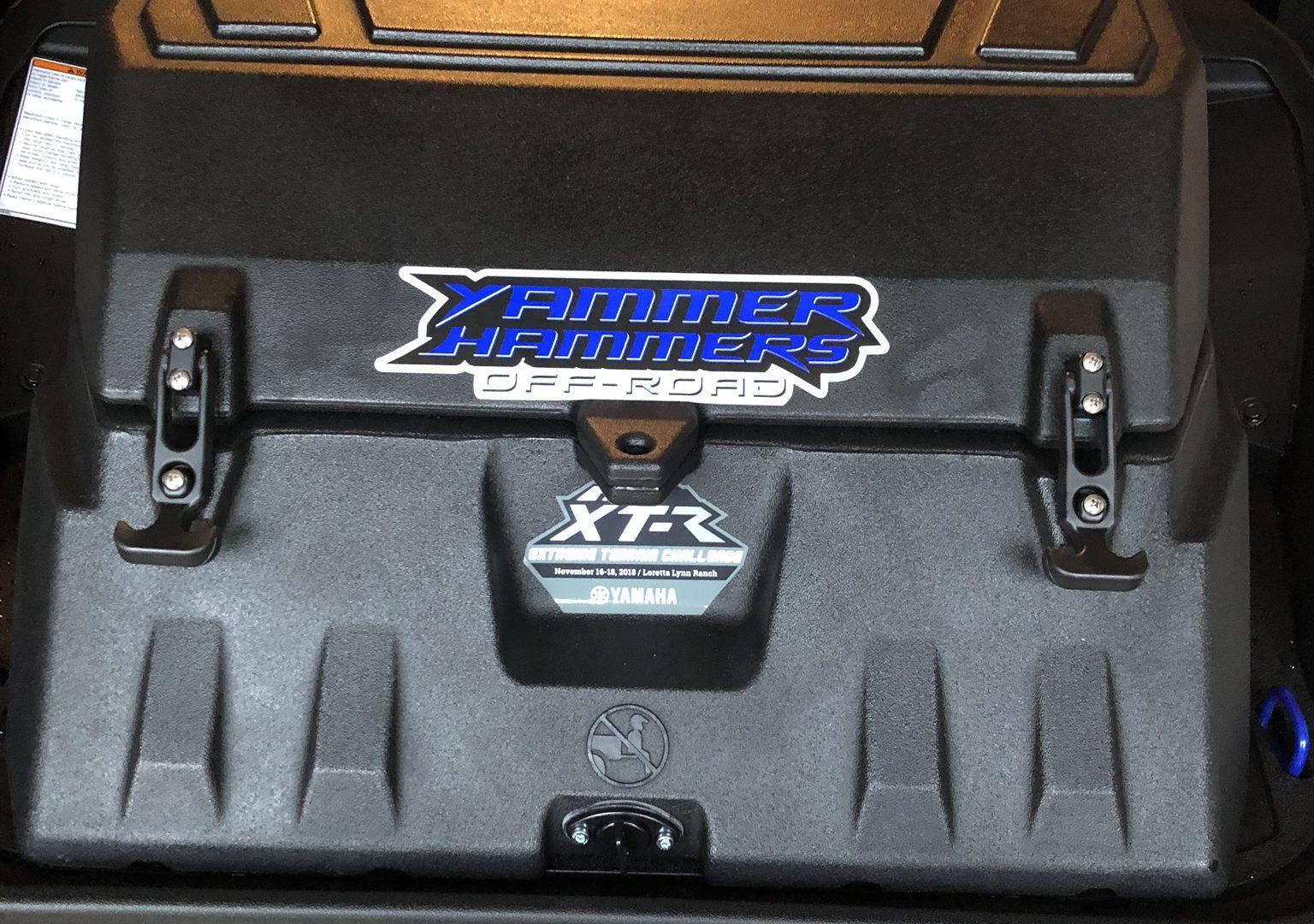 2019 YXZ1000R Cargo Box