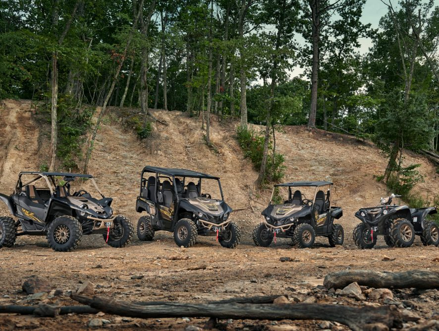Yamaha Unveils New 2020 XT-R Edition Side-by-Side and ATV Models