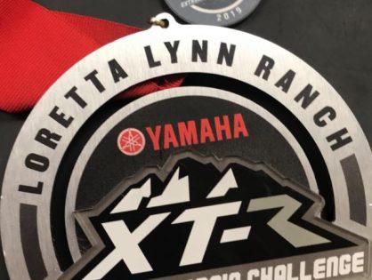 2019 Yamaha XTR