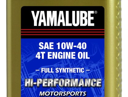 Yamaha Introduces Two New High-Performance Full Synthetic Engine Oils