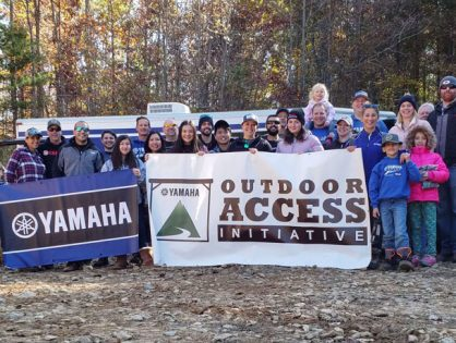 Yamaha Outdoor Access Initiative Awards Over $400,000 in 2019