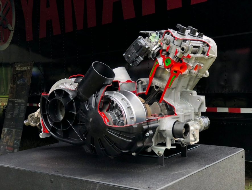 Yamaha's Ultramatic Transmission
